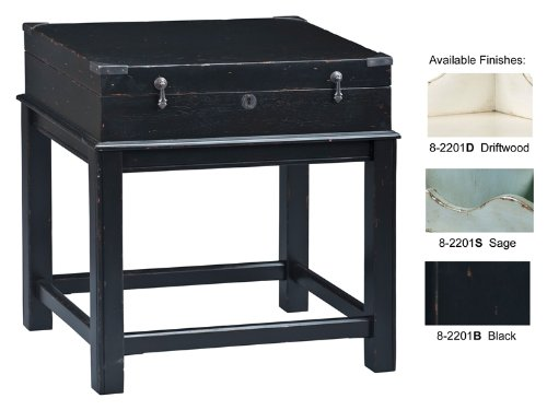Hooker Bathroom Furniture (Hekman Furniture 82201S Box on Stand-Sage, Just Right)