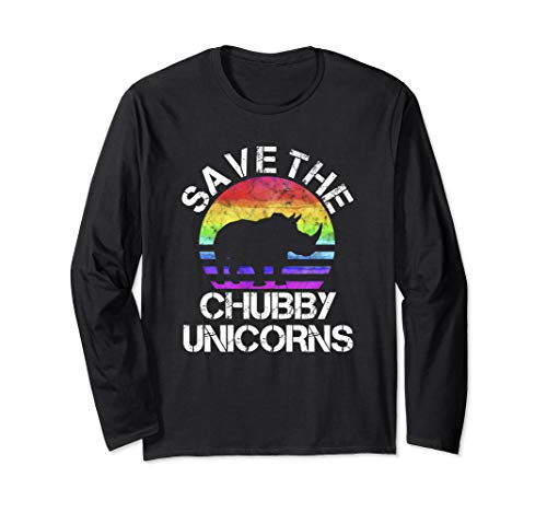 Save The Chubby Unicorns Outfits I Rhino Unicorn Gift Idea]()