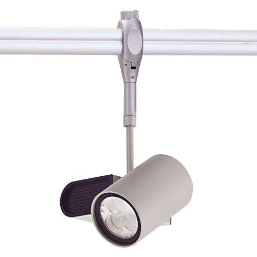 (Nora Lighting NRE-820L30F9BN Robo Cylinder LED Rail Track Head)