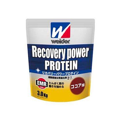 ウイダー リカバリーパワープロテイン 3.0kg(ココア味) B0055LOUUA