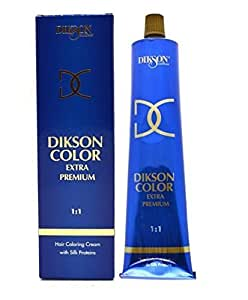 Amazon  Dikson Professional Hair Color Extra PREMIUM 4oz 6NVP 634  B