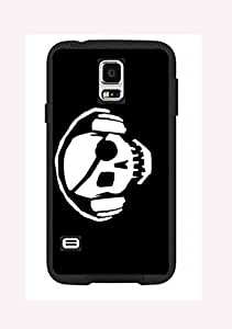Music Art Design Case For Samsung S4 Mini Hard Plastic Cover Case MU06