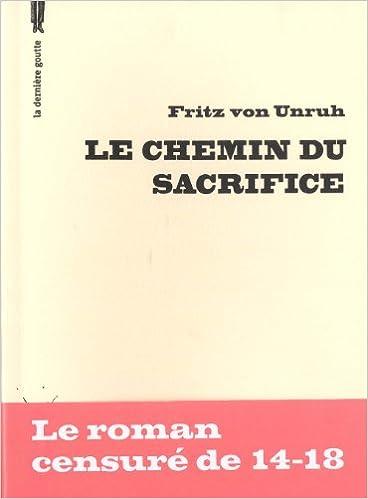 Lire un Le chemin du sacrifice epub, pdf
