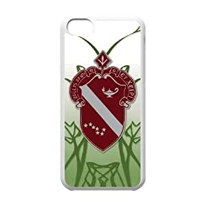 Alpha Phi Sorority iPhone 5c Cell Phone Case White Phone Accessories VG_933164
