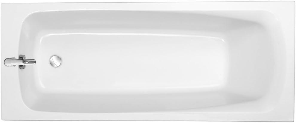 Jacob Delafon E60532 00 Stil Up Baignoire Rectangulaire En Acrylique Blanc 170 X 70 Cm Pieds Reglables Inclus Amazon Fr Bricolage