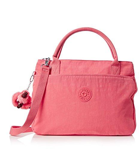 Pink Shoulder Shell Kipling Size Bag Caralisa Womens One Pink C Rose Coral 11WaPv