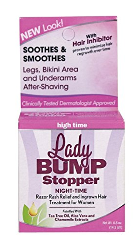 High Time Lady Bump