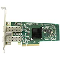 AddOn Gigabit Ethernet NIC Card with 2 Open SFP Slots PCIe x4 ADD-PCIE-2SFP
