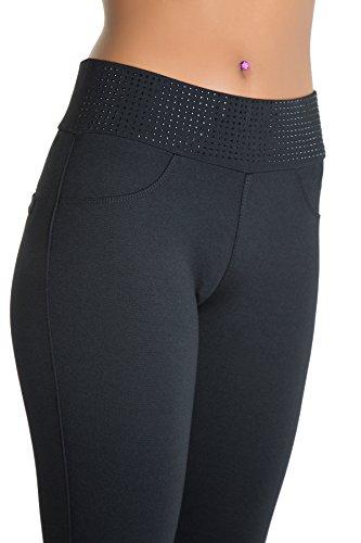 LustyChic - Pantalón - para mujer negro