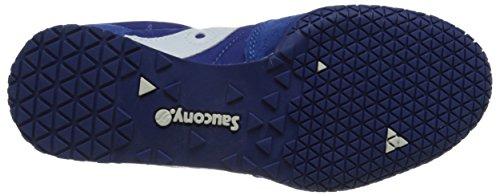 Saucony Originelen Vrouwen Bullet Sneaker Blauw / Wit