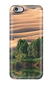 6 Plus Scratch-proof Protection Case Cover For Iphone/ Hot Dazzling Desert Digital Phone Case