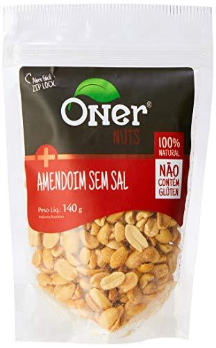 Amendoim Torrado sem Sal Oner 140g