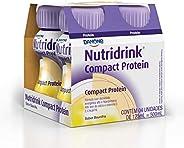 Nutridrink Compact Pro Baunilha com 4 unidades de 125ml Danone Nutricia