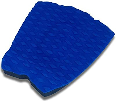 PUNT SURF Ripper Traction Pad - 3 Piece Stomp Pad for Surfing and Skimboarding with the Stickiest 3M Adhesive. Grips All Boards - Surfboards, Shortboards, Longboards, Skimboards. Lifetime Warranty - Guaranteed to Stick Forever on your Board [Colorful]