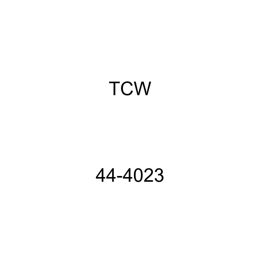 TCW Quality A//C Condenser 44-4023 with Perfect Vehicle Fitment