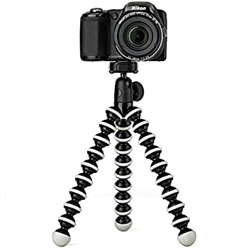 JOBY GorillaPod Hybrid. Multiuse and Flexible Camera Tripod for up to 1 kg (2.2lbs)