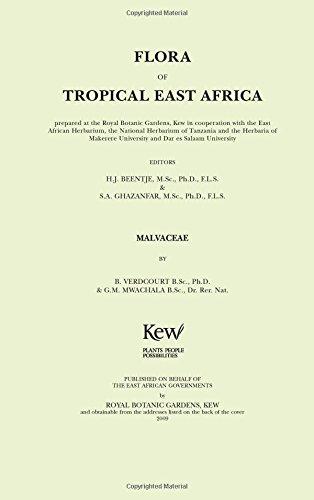 Download Flora of Tropical East Africa: Malvaceae PDF