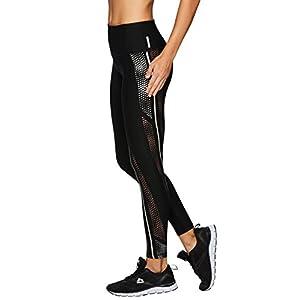 RBX Active Women's Yoga Workout Leggings Black L