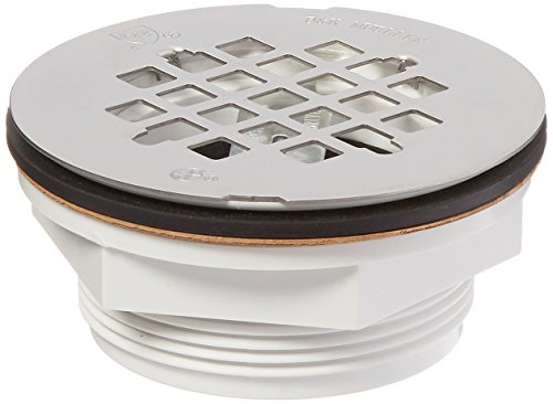 B and K Industries 133-102 Quick Caulking Shower Drains by Mueller