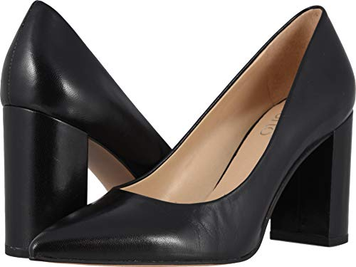 Franco Sarto Women's Palma Black Nappa 7.5 M US ()