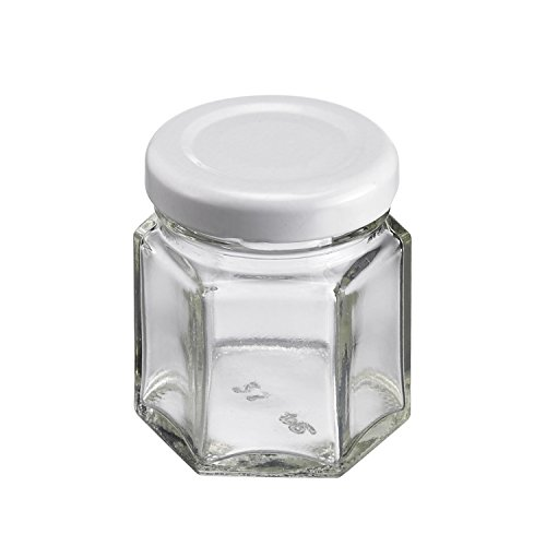 Westmark 66492270 8 Jars Rectangular 45 ml