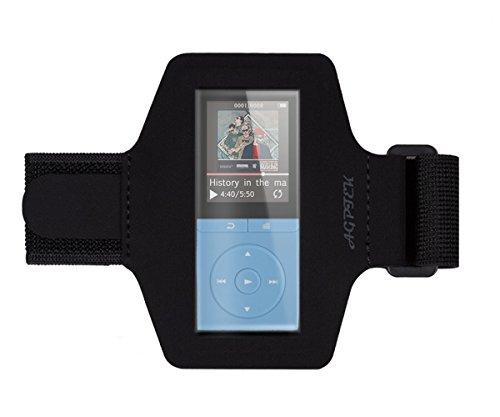AGPtEK New Version Adjustable Sport Running Jogging Armband for AGPtek A02, A02S, C05 MP3 Player