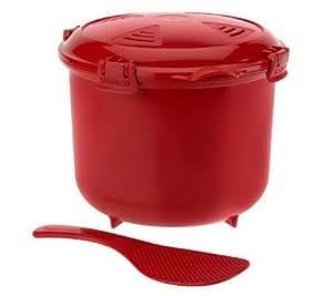 sistema red rice microwave multicooker steamer. Black Bedroom Furniture Sets. Home Design Ideas