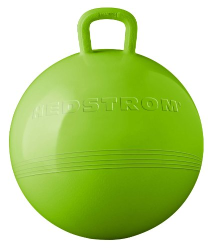 Hedstrom Green Hopper Ball - 15 Inch