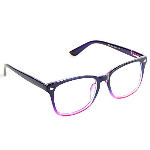 Cyxus Blue Light UV Filter Eyewear, Spring Hinge