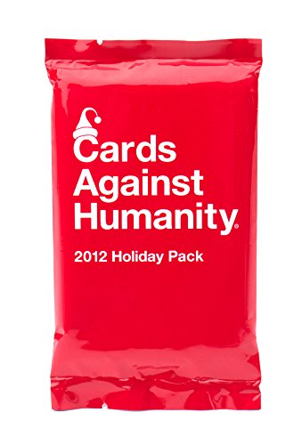 Cards Against Humanity: 2012 Holiday Pack (Cards Against Humanity 12 Days Of Holiday Bullshit)