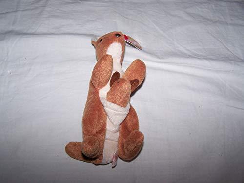 (TY Beanie Baby Pouch the Kangaroo)