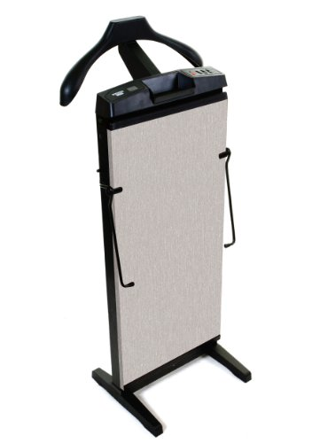 Freestanding Trouser Press - Corby Of Windsor 7700 Pants Press In Satin Chrome