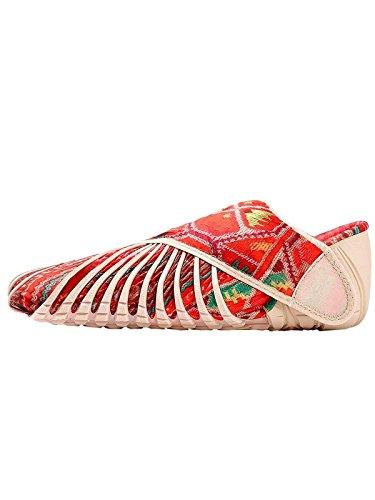 45 Damen Schnellverschluss 36 cooshional Yoga Herren Joggingschuhe Rosa mit Größe Schuhe Laufschuhe Vielfarbig SxfqCxT