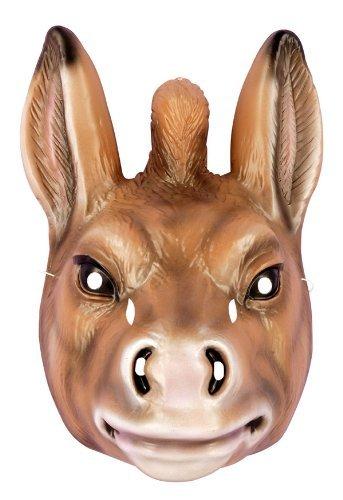Donkey Masks (Deluxe Kids Donkey Mask)
