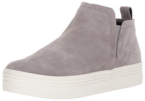 Dolce Vita Women's Tate Sneaker, Smoke Suede, 8.5 Medium US