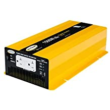 Go Power! 1500 WATT PURE SINE WAVE INVERTER 12V-HIGH SURGE
