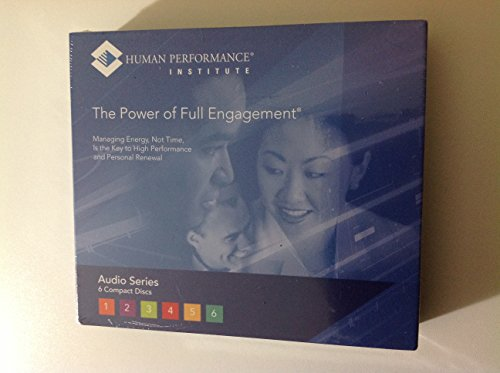 The Power of Full Engagement Audio Series