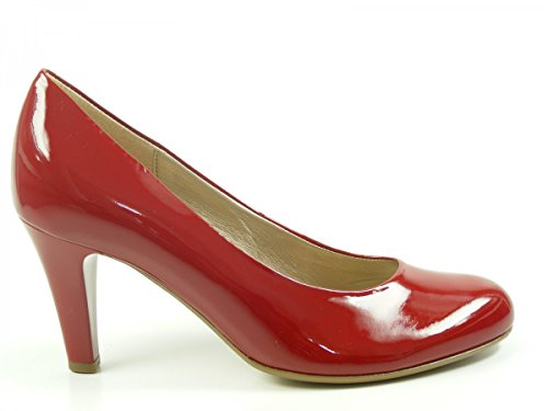 76 Donna 210 35 Con Da Rosso Tacco Gabor Sandalo rosso Ex1gqCw0w