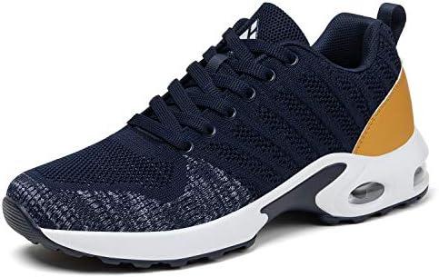 Mishansha Womens Running Walking Shoes Breathable Air Cushion Sneakers