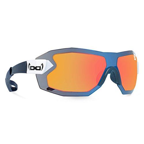 Gloryfy Unbreakable Eyewear G9 Radical helioz World Run Lunettes de soleil  GLORYFY, Blue, One 802446eb7a19