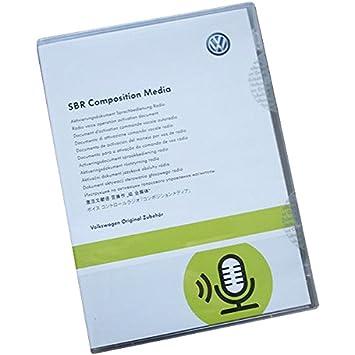Volkswagen 5G0054802 Swap Voice Operation for Radio
