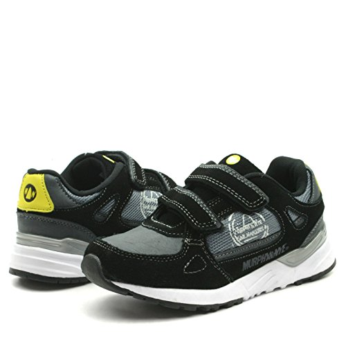 MN912 Murphy&Nye Velcro Straps Shoe Sporty for Boys >                     > Sportlicher Schuh mit Klettverschluss für Jungen Schwarz