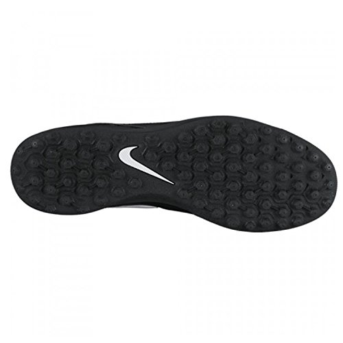 Nike Tiempo Rio III TF, Unisex-Kinder Fußballschuhe schwarz