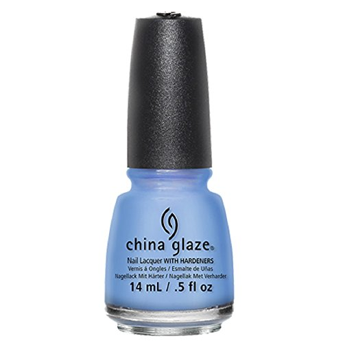 China Glaze Boho Blues Nail Lacquer