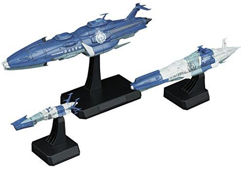 Bandai Hobby Space Battleship Yamato Yunagi Combined Cosmo Fleet