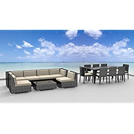 Urban Furnishing.net – Dining and Sofa Sectional Set