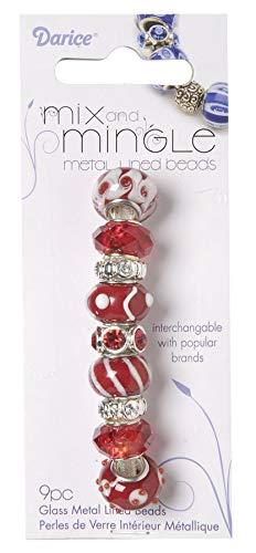 Mix and Mingle 1999-2736 Glass Beads -