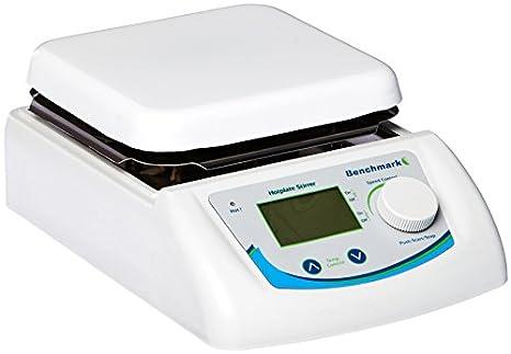 Benchmark Scientific H3760-HS Digital Hotplate Magnetic Stirrer 115V