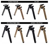 Magpul Rifle Bipod Gun Rest for Hunting and