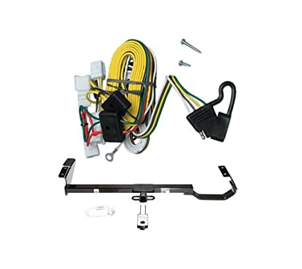 Magnificent Amazon Com Class 2 Trailer Hitch Wiring For 1997 2001 Toyota Wiring 101 Cranwise Assnl